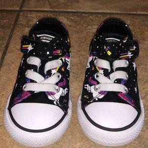 Converse Toddler Size 5 Unicorn Shoes